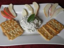 Birnen - Käse - Dip - Rezept