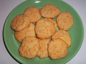 Hafer-Cookies - Rezept