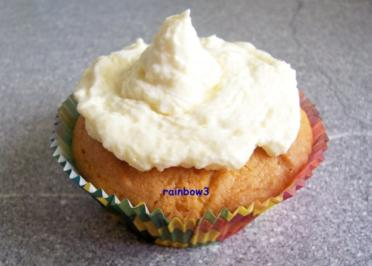 Backen: Mango-Cupcakes - Rezept