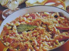Bohnen-Fleisch-Eintopf - Rezept