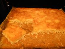 Kokos/Buttermilch Kuchen - Rezept