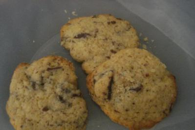 Choko-Chip-Cookies - Rezept