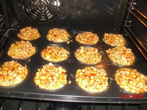 Muffin -- Tofu-Gemüse-Buchweizen mit Chili-Erdnuss-Sosse - Rezept - Bild Nr. 10