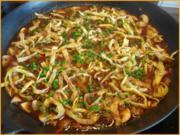 Pikant saure asiatische Suppe - Rezept
