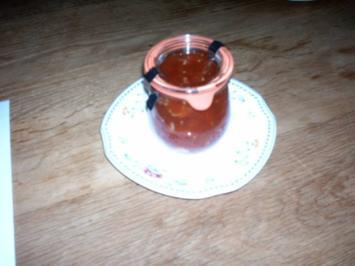 Tomaten-Knoblauch Chutney - Rezept