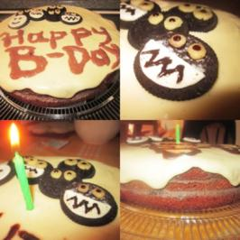 Oreo Torte - Rezept