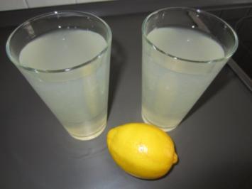 Citrus Lemonade - Rezept