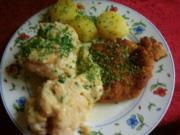 Kotelett mit Blumenkohl und... oder Butterbohnen - Rezept