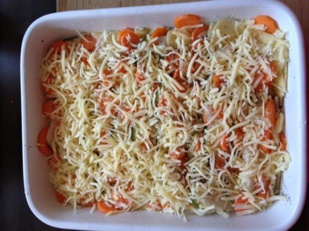 Kartoffel-Gemüse-Auflauf - Rezept - Bild Nr. 3