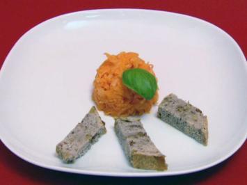 Rustikaler Wuddelsalot mit süßem Zitronendressing und selbstgemachtem Landbrot - Rezept