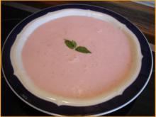 Himbeer-Kaltschale - Rezept