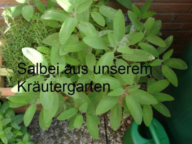 Nudeln mit Salbei-Gorgonzola-Sauce - Rezept - Bild Nr. 3