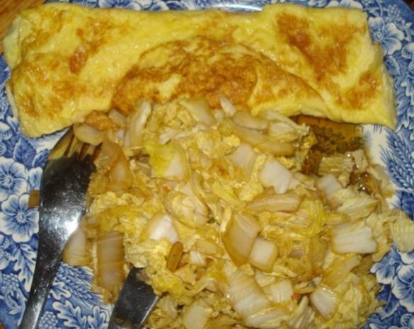 Tamagoyaki - Japanisches Omelett - Rezept