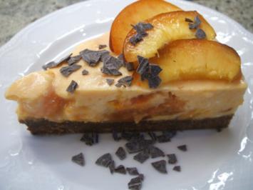 Rezept: Backen: Aprikosenkuchen, der Zweite