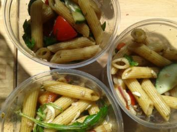 Italienischer Pasta-Salat - Rezept