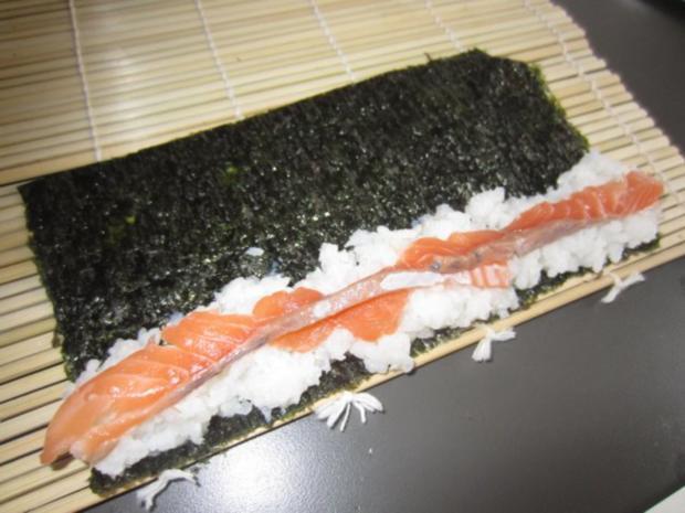 Sushi - Rezept - Bild Nr. 8