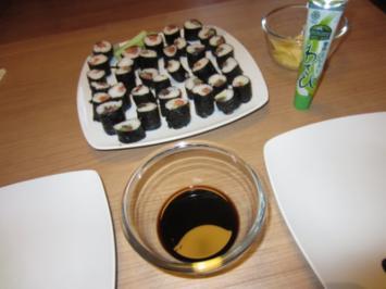 Rezept: Sushi