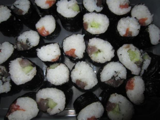 Sushi - Rezept - Bild Nr. 10