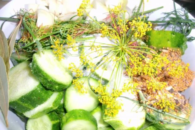 Schnelle Gurke - Pfeffergurke - Rezept - Bild Nr. 8