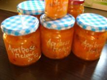 Konfitüre & Co:  Aprikose -  Melone mit Lavendel - Rezept