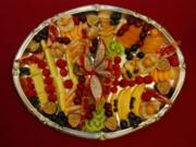 Obstkreation von Südfrüchten a la Usch (Uschi Dämmrich von Luttitz) - Rezept
