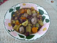 Suppen & Eintöpfe : Ein buntes Durcheinander - Rezept