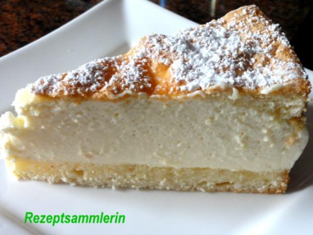 Biskuit Kase Sahne Torte Rezept Kochbar De
