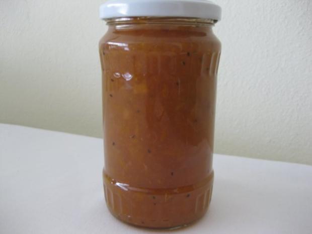 Peter's Vielfrucht-Marmelade - Rezept