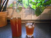 Eistee-Zitrone klassisch - Rezept