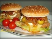 ※ Hausgemachte Hamburger ※ - Rezept - Bild Nr. 5