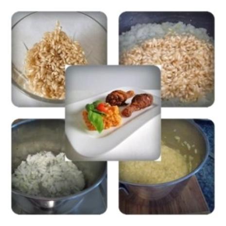 Knusprig frittierte Hähnchen – Unterkeulen mit Reis - Rezept - Bild Nr. 12