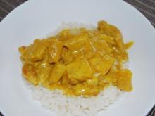Annis fruchtiges Hähnchen-Curry - Rezept