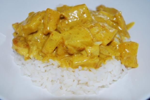 Annis fruchtiges Hähnchen-Curry - Rezept - Bild Nr. 2