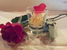 Rosenblüten Butter - Rezept