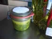 Knoblauch - Kräuter - Paste - Rezept