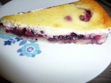 Beeren - Schmand - Kuchen - Rezept