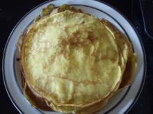 Standart Pfannkuchen - Rezept