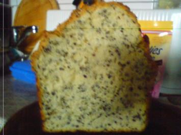 Brot mit Leinsamen - Rezept