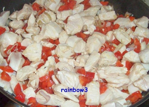 Kochen paprika sahne h hnchen pfanne rezept for Kochen 5 personen