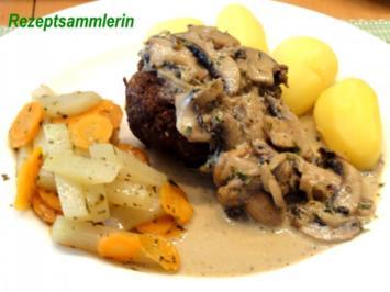 Rezept: Gemüse:   KAROTTEN/KOHLRABI mit Kräutern