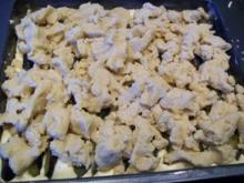 Pflaumenkuchen mit Zimtstreuseln - Rezept