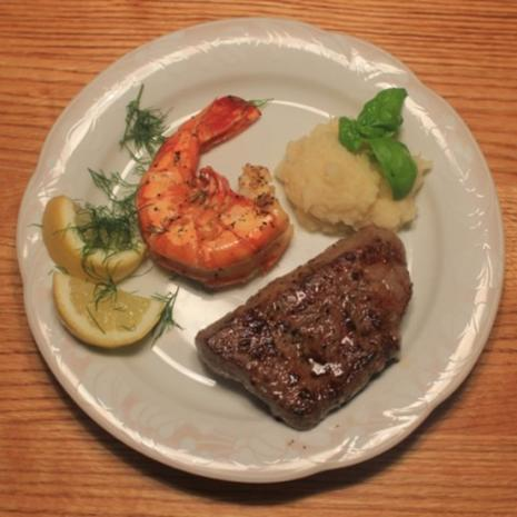 Surf And Turf Rezept Lafer