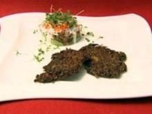 Lachs-Tatar mit Limettencreme (Jürgen Drews) - Rezept