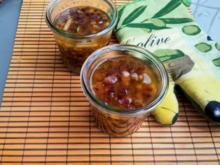 Vegetarischer Apfel-Zwiebel Brotaufstrich - Rezept