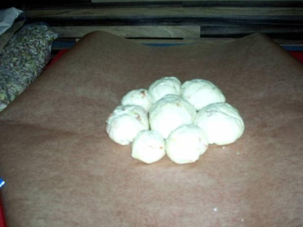 Partybrötchen mit Kräuter und Knoblauch - Rezept - Bild Nr. 5