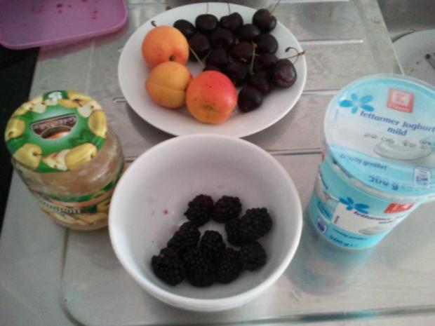 Frühstückchen für Engel und Teufel - Rezept - Bild Nr. 2