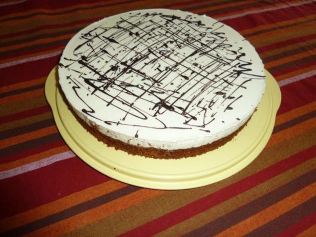 Russisch-Brot-Kuchen mit Milchmädchen-Topping - Rezept - Bild Nr. 2