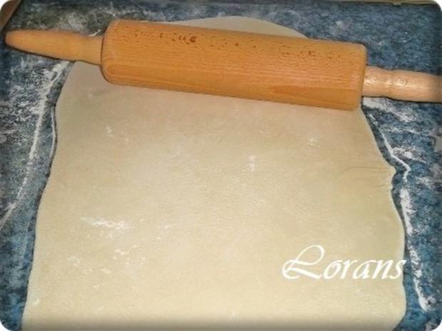 ❈ Selbstgemachte Bandnudeln mit Bolognese-Sause und Parmesankäse ❈ - Rezept - Bild Nr. 7