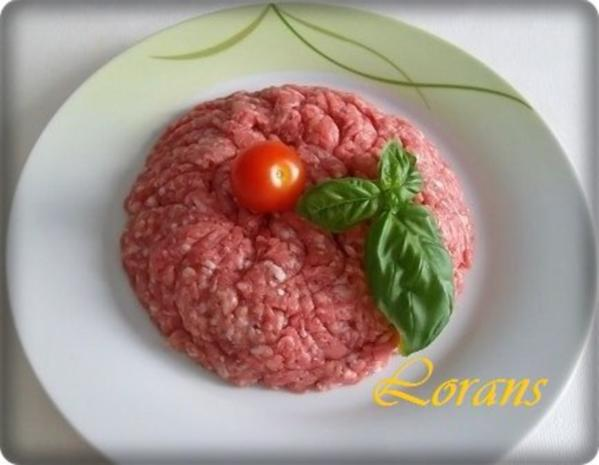 ❈ Selbstgemachte Bandnudeln mit Bolognese-Sause und Parmesankäse ❈ - Rezept - Bild Nr. 12