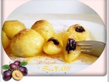 ✲ Kartoffelklöße mit Pflaumen gefüllt ✲ - Rezept - Bild Nr. 5616